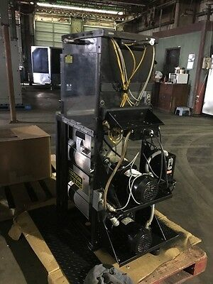 Maguire Model WSB 1840 Weigh Scale Blender 4 components