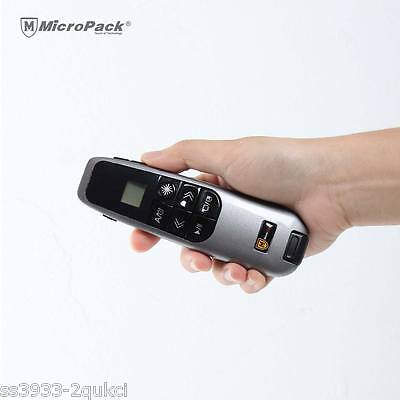 Micropack WPM-03, Dual Laser Presenter Pointer and Computer Air Mouse.