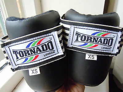 Tornado London Sparring Boots. SIZE XS