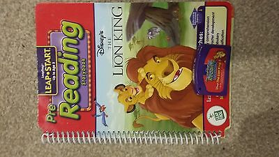 The Lion King LeapPad book