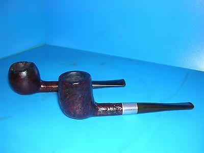 Smoking Pipe Rare 2 Keyser Dry System Estate Pipes Gc