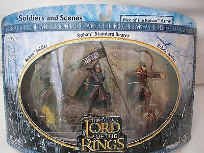 Armies Of Middle Earth Men Of The Rohan Army  Very Rare