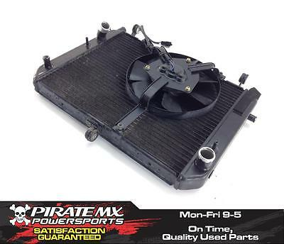 Radiator Cooling Front Fluid with Fan 05 Yamaha FJR 1300 ABS #11 *