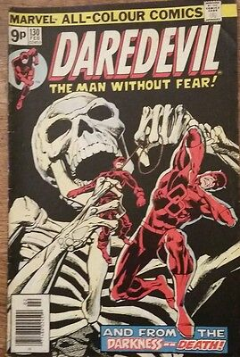 Daredevil vol I # 130