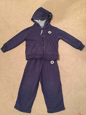 Boys Age 2-3 Converse Tracksuit