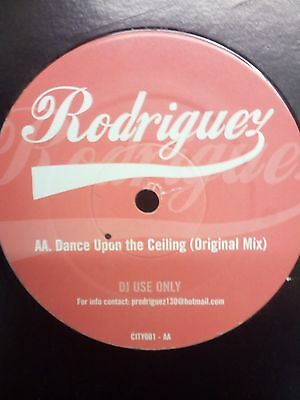 "Rodriguez ""dance Upon The Ceiling""-Dj Use Only"