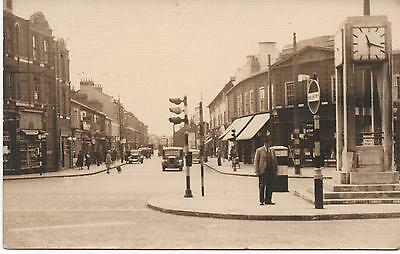 Super RP: HANWELL  Broadway 1940s view, local photographer