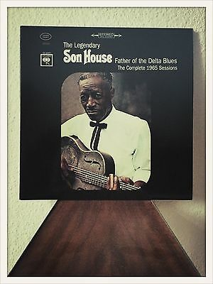 Son House Father Of Delta Blues Audiophile issue NM