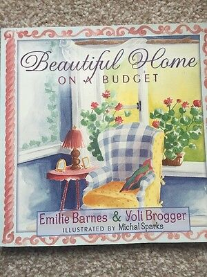 Beautiful Home On A Budget Book