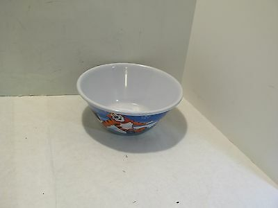 Kellogg's Frosted Flakes Tony the Tiger Plastic Cereal Bowl
