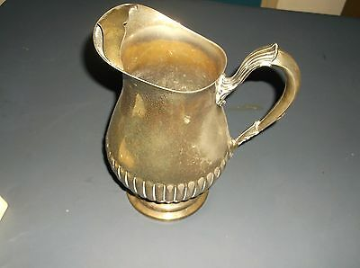 Gorham Brand Silver Plated Pitcher