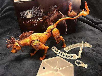 Play Arts Kai Final Fantasy Red XIII complete with box