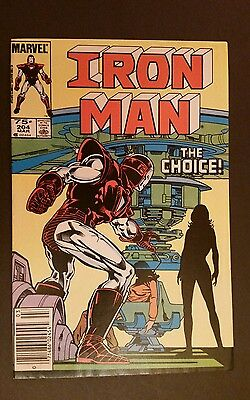 Iron Man 204 Fn/vf **combine  Shipping * *
