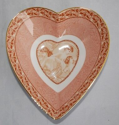 Wedgwood VENUS Heart Shaped Bowl - Excellent Condition