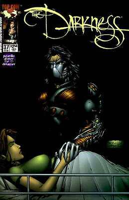 Darkness (1996 series) #37 in Near Mint condition. FREE bag/board