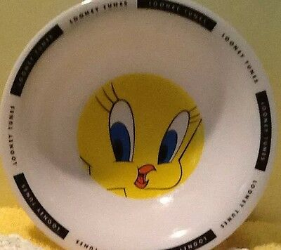 Looney Tunes bowl, tweety Bird, melamine by Zak Design