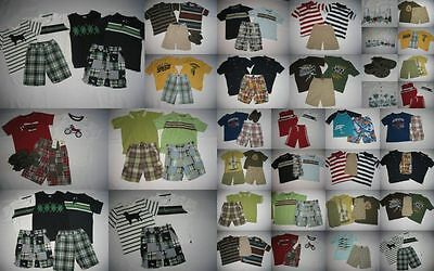 Boys 5 5T Spring Summer School Clothing Gymboree GAP Janie and Jack lot 47 pcs