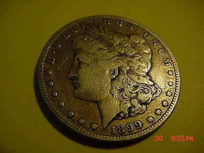1899S Morgan Dollar  Better Date