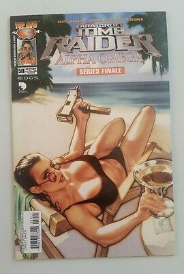 Tomb Raider: The Series #50 Final Issue, Adam Hughs (Mar 2005, Image / Top Cow)