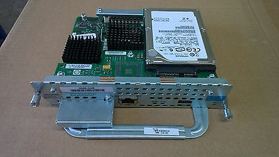 Cisco NME-CUE 120GB Unity Express Network Module Card