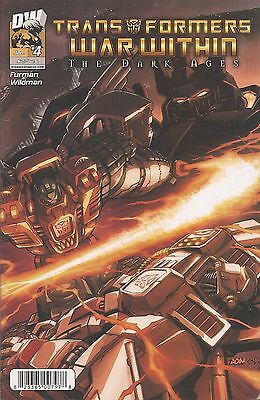 DW - Transformers War Within : Dark Ages #4  - NM