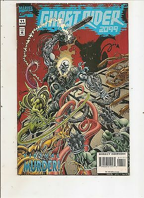 Ghost Rider 2099 #11 - FN