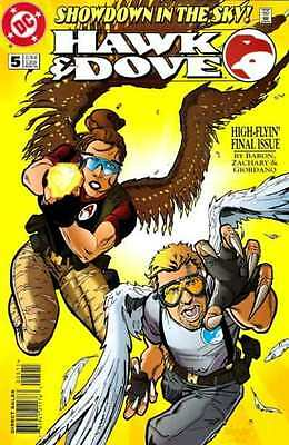 Hawk and Dove (1997 series) #5 in Near Mint - condition. FREE bag/board