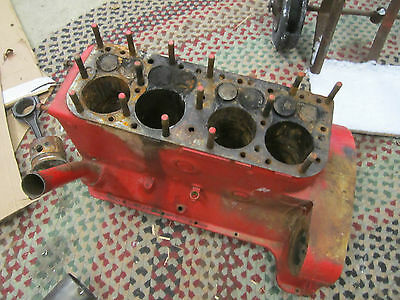 Ford 8N Tractor Engine Block Ford 9N Ford 2N Block