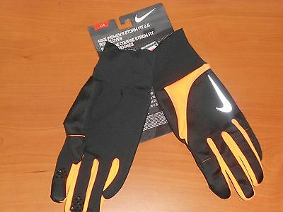 New Nike Womens Storm Fit 2.0 Running Gloves