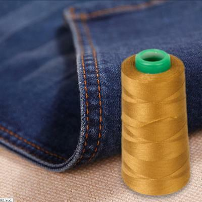 3000yds THICK Polyester THREAD for Upholstry Jeans Bag Shoes Button Sewing
