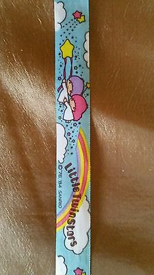 Vintage Sanrio Little Twinstars Crafting/Sewing/Hair/Gift Wrapping ribbon