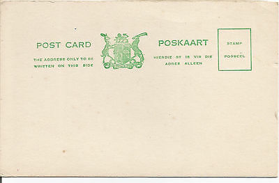 UNSTAMPED OFFICIAL Postcard  Mint - FROM 1960