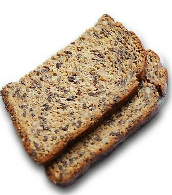 15 VLCD Bread Slices 117 Calories & 9.9g Protein Per pack (45g)BB 1/2/17