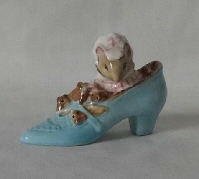 Beswick Beatrix Potter 'old Woman Who Lived In A Shoe' Bp3B