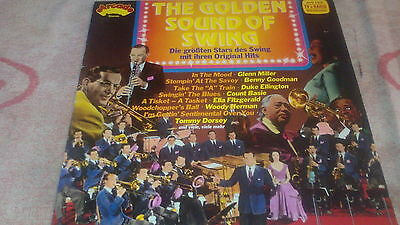 LP - Various – The Golden Sound Of Swing - ADE G 121 - Germany