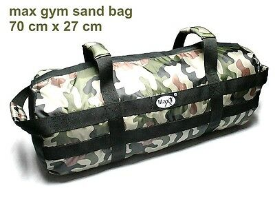 WEIGHTED TRAINING SAND BAG 40 kg/80LBS. Fitness Sandbag, Power bag crossfit-army