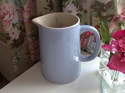 Large Mary Berry Blue Goose jug 2pint
