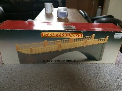 Vintage Hornby Train BOXED River Bridge VGC - Collectable - Ideal for Collectors