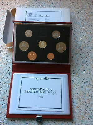 proof coin set collection