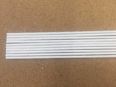 General Purpose Flux Coated Brazing Rods 2.4mm x 250mm  X 10