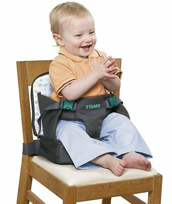 Tomy Freestyle portable 3-in-1 Booster Seat for travel and home