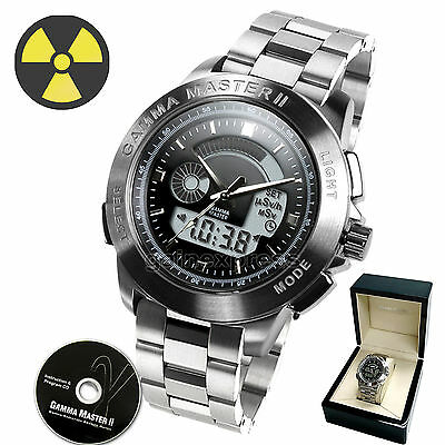 PM1208M Gamma Radiation Detector Watch Dosimeter Geiger Calibrate by POLIMASTER