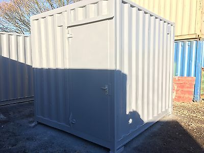 10x8 Foot Secure Storage Container For Sale. Free Local Delivery Only.