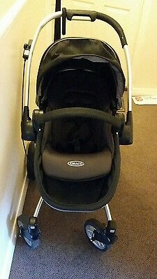 Graco Symbio B Urban Travel System Single Seat Stroller