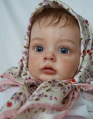"Chloe by Natali Blick 22""  Reborn Doll KIT ~COA ~ SOLD-OUT !!!!!!"