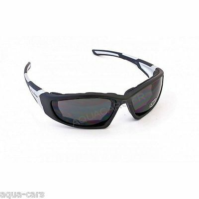 Sunglasses Mixed S-line Black / Alu Category 3 - Standard This Iso
