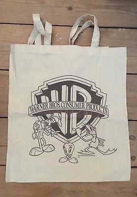 Warner Brothers Bugs Bunny daffy Duck Tweetie Pie promotional bag new