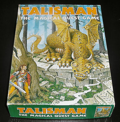 Talisman 1st Edition - Games Workshop - 1983
