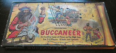 Buccaneer - Waddingtons - 1971