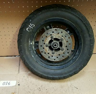 Piaggio Zip Front Wheel And Tyre And Brake Discs / 50Cc 100 125/parts/oe/oem